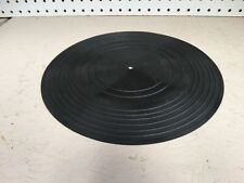 "JVC QL-A200 Record Player Turntable Platter Mat 11 1/4"" Replacement Part E24351"