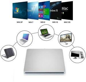 VikTck USB-C Superdrive External DVD/CD Reader and DVD/CD Burner