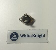 GENUINE WHITE KNIGHT/WHIRLPOOL TUMBLE DRYER EXHAUST THERMOSTAT - 4213 078 48373
