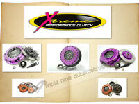 XTREME HEAVY DUTY Clutch kit SUIT FPV FORD FALCON BA BF XR6 TURBO # KFD27004-1A