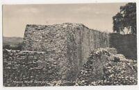Main Wall, Temple Great, Zimbabwe Postcard, B327