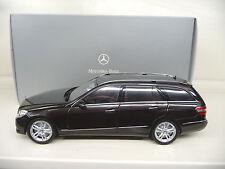 1:18 Minichamps Mercedes classe E T-Modèle s212 Dealer cupritbraun Met. Neuf New