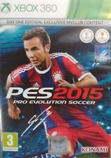 PES - Pro Evolution Soccer 2015 - Day One Edition - XBOX 360