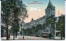 CPA - Carte postale - Allemagne - Aachen - Kapuzinergraben mit Hauptpost (DO1704