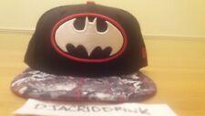 AUTHENTIQUE & NEUFS NEW ERA (Batman) 59 Fifty Fitted Cap avec boite - 6 7/8 S