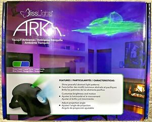 BlissLights Ark Sky Lite Laser Projector 120-240V Green/Blue LED Game Rooms Home