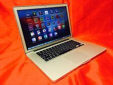 "15"" MacBook Pro MATTE  QUAD i7 3.7Ghz +16GB +2TB SSHD + EDIT + COMPOSE + DESIGN"