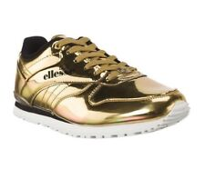 New Ellesse City Runner SGFU0308 Antique Gold Shoes Trainers Sneakers UK 3