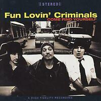 Fun Lovin' Criminals : Come Find Yourself CD (1996) Expertly Refurbished Product