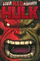 Hulk: Red Hulk Volume 1 by Jepf Loeb & Ed McGuinness 2009 TPB Marvel Comics