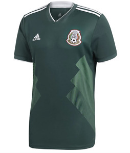 Adidas Mexico Official Home Jersey  2018