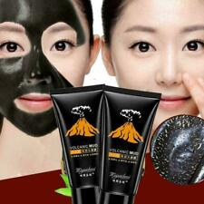 Acne Skin Care Lava Blackhead Removes Natural Black Mud Deep Cleansing X7S6 I7U7