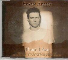 (CY330) Bryan Adams, Here I Am - 2002 DJ CD