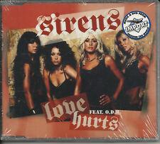 SIRENS Love Hurts CD UNRELEASE LIMP BIZKIT Remake ODB