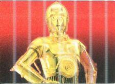 Star Wars Evolution 2016 Lenticular Morph Chase Card 6 C-3PO