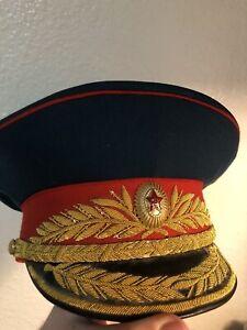 Soviet Era General Dress Hat
