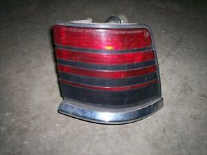 1987 to 1992 Chrysler LeBaron Coupe Convert OEM Right Tail Light Assembly MOPAR