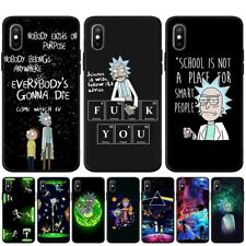 RICKY AND MORTY IPHONES CASES