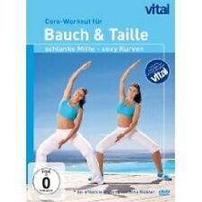 VITAL-CORE-WORKOUT FÜR BAUCH & TAILLE... DVD NEU