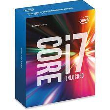 Intel Core i7-6800K Hexa Core 3.4GHz LGA2011-3 15MB de caché 140W TDP CPU Procesador