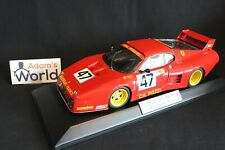 MG Model Plus built kit Ferrari 512 BB/LM 1981 1:18 #47 24h Le Mans 1981 (PJBB)