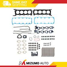 Head Gasket Bolts Set Fit 2009-2014 Ford E-150 E-250 E-350 Super Duty 5.4L V8