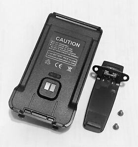 TYT High Capacity Battery 3200mAh with Belt Clip for TH-UV88    US seller