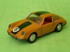 SCHUCO 813 PORSCHE 911S CARRERA NO.6 1/66 - GOOD CONDITION -