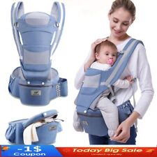 New Sling Baby Carrier Infant Baby Hip Seat Carrier 3In1 Front Facing Baby Wrap