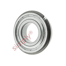 Major Branded 62062ZNR Shielded Snapring Deep Groove Ball Bearing 30x62x16mm