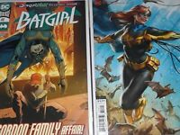 BATGIRL 48 DC Comics 2020 JOKER WAR Main Cover A + Dodson Variant Set NM