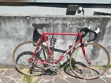 bici bike Eroica corsa road Bianchi Rekord 841   vintage campagnolo
