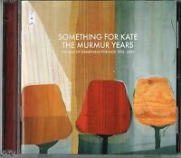 Something for Kate The Murmur Years The Best of 1996-2007 2CD Aussie Indie  Band