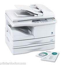 Sharp AL-1655CS All-In-One Laser Printer Copier 2 Sided duplex USB Network toner