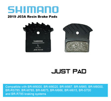 2019 Shimano J03A as J02A Resin Ice Tech Disc Brake Pads XT XTR SLX Deore