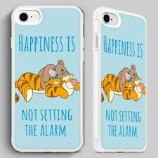 Tigger Winnie The Pooh Roo Happiness QUALITY PHONE CASE for iPHONE 4 5 6 7 8 X