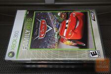 Disney PIxar Cars Family Hits (Xbox 360 2006) COMPLETE! - RARE! - EX!