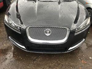 Jaguar Xf Facelift Front Bumper 2011-2015