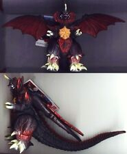 "DESTROYAH, MINT, 1998 BANDAI GODZIILA ISLAND G-12 WITH TAG,11"" WINGSPAN,6 "" Tall"