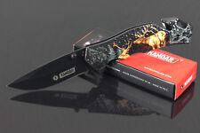 Couteau de Chasse Messer Touristique KANDAR DEER - SURVIVAL KNIFE KN28