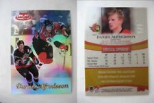 1999-00 Topps Gold Label #37 Alfredsson Daniel 1/1 class 2 RED 1 of 1 SWEDEN