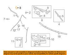 NISSAN OEM Wiper Washer-Window-Wiper Arm Cover 288824N000