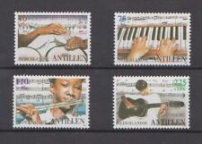 Nederlandse Antillen   -    NVPH  1191-1194 (Postfris/MNH)  Kinderzegels Muziek