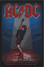 AC/DC - Let There Be Rock Patch 7cm x 10cm