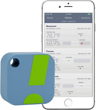 SensorPush Wireless Thermometer/Hygrometer for iPhone/Android - Humidity  Tempe