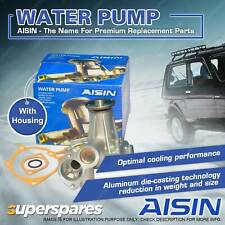 Aisin Water Pump for Toyota Hilux KZN165 4 Runner KZN130 1KZ-TE 3.0L W/Housing