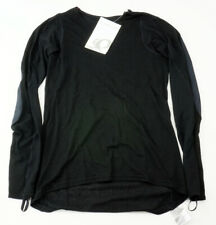 Pearl Izumi Women's P.R.O Transfer Wool Cycling Baselayer S Long Sleeve Black