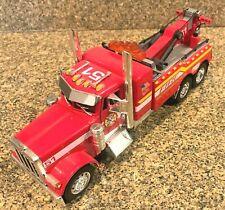 Jada Peterbilt Fire Heavy Equipment Battalion Tow Truck 1/32 Diecast