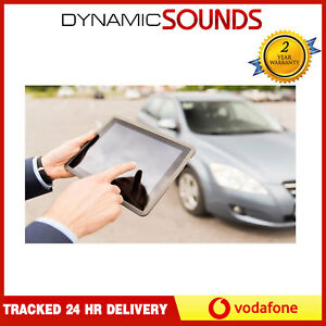 Vodafone Protect & Connect GPS Car Vehicle Tracking Device