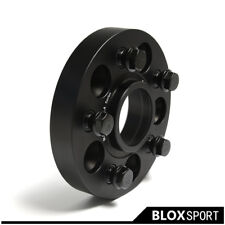 (4x 25mm) 1inch Wheel Spacers for Jeep Compass II 2017+ PCD5X110 CB65.1 M12x1.25